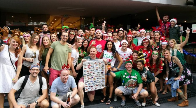 Thai GAA 12 Pubs of Christmas